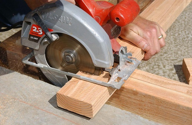 How To Work With Circular Saw