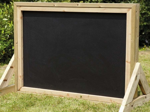 diy wooden blackboards