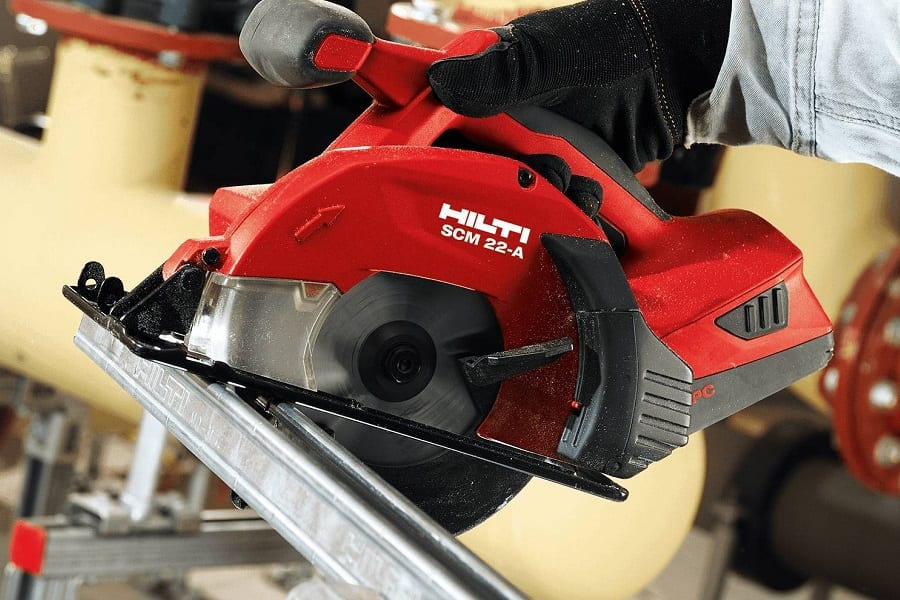 How To Cut Metal With A Circular Saw