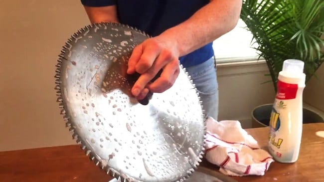 How To Clean Saw Blade