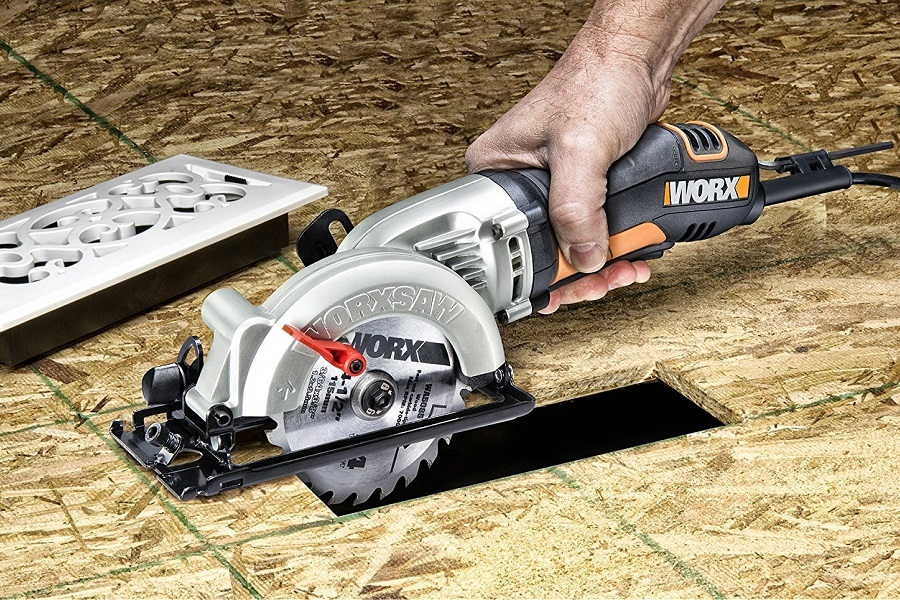 WORX WORXSAW Circular Saw Review