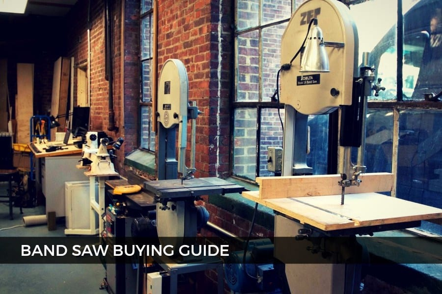 The Best Band Saws For 2018 – A Complete Buying Guide