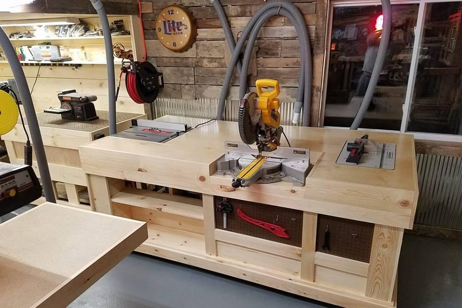 DIY Miter Saw Stand – A Beginners Guide