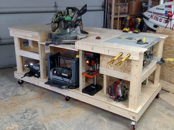 Ordinaire Custom Made Miter Saw Stand