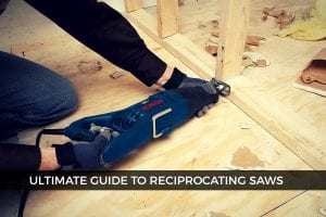 what is reciprocating saw