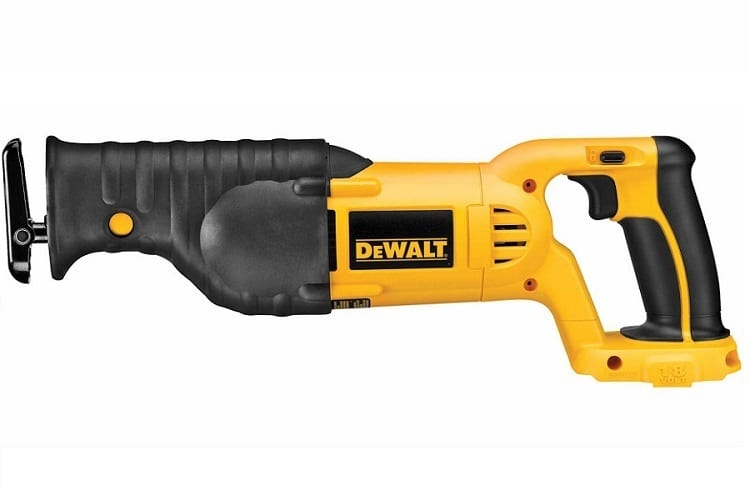 DEWALT DC385B reciprocating saw review