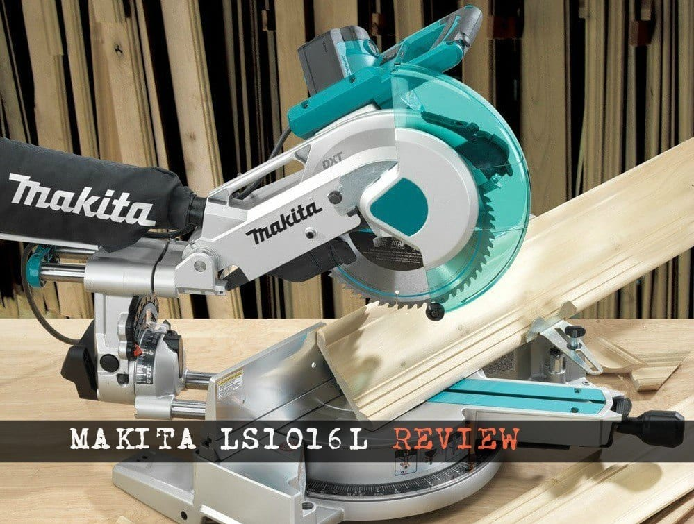 Makita ls1016l miter saw review sawsreviewed greentooth Image collections