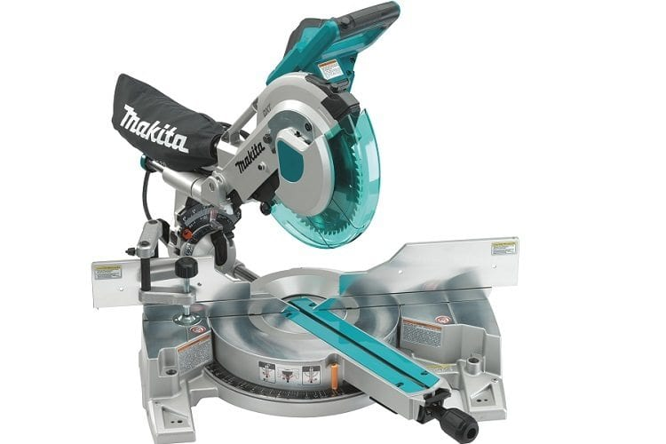Makita ls1016l miter saw review sawsreviewed makita compound miter saw greentooth Image collections