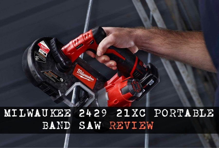 Milwaukee 2429 Portable Band Saw