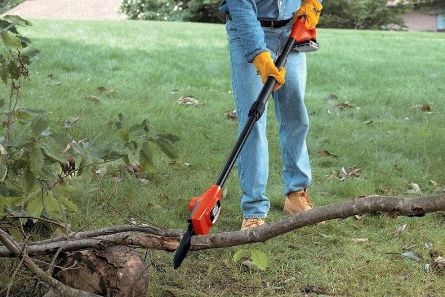 BLACK+DECKER LPP120B Pole Saw Review