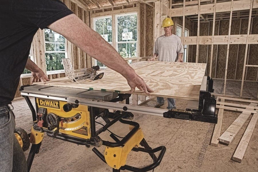 DEWALT DWE7491RS table saw review