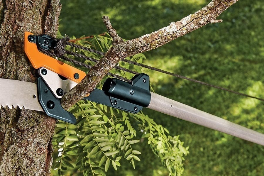 Fiskars Power-Lever Pole Saw Review