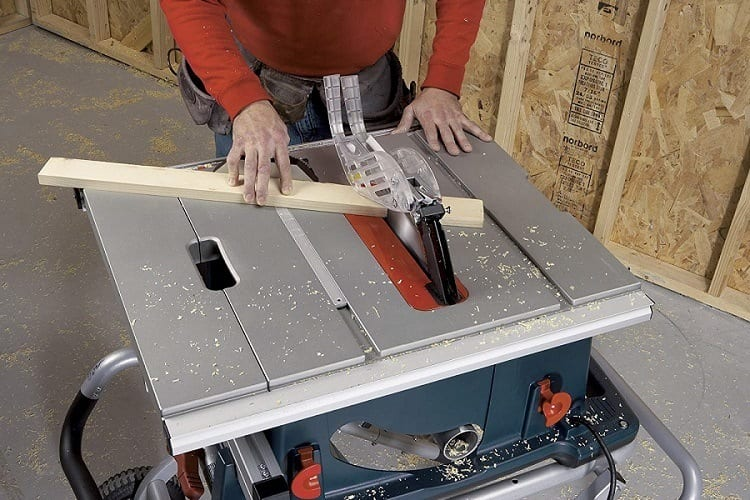 Bosch 4100-09  Benchtop Table Saw