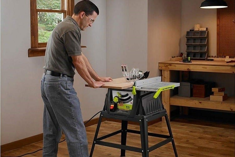 Craftsman 28461 Table Saw review