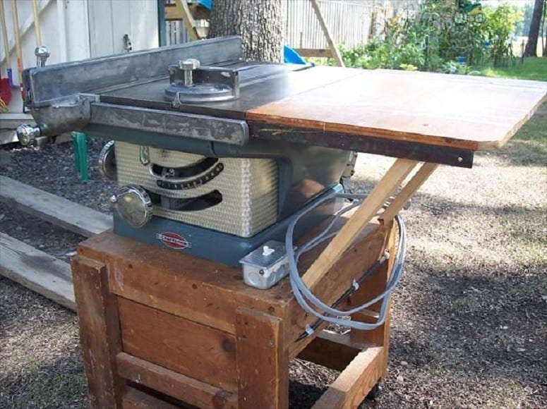 History Of Table Saws