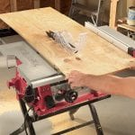 How To Build A Table Saw Stand