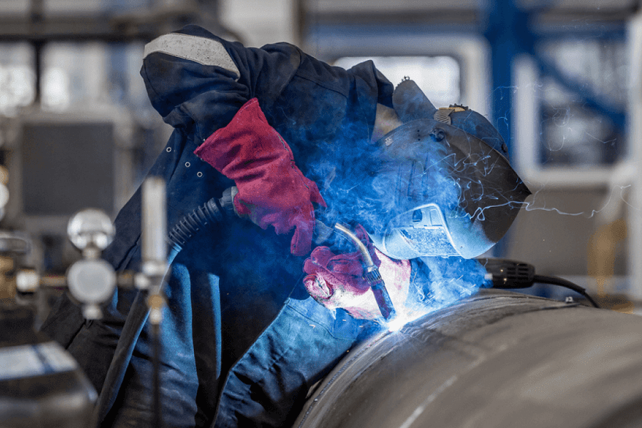 Welding For Woodworkers - A Beginner's Guide